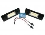 Für BMW LED Kennzeichenbeleuchtung 1er E81 usw.