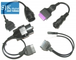 OBD2 Diagnose Adapter Kabel Set